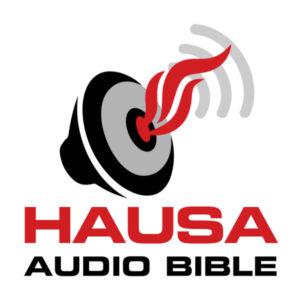 Hausa Audio Bible Logo