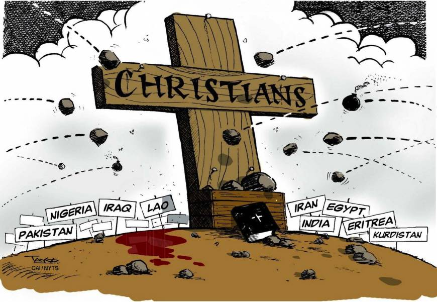 Persecution of Christians in Nigeria
