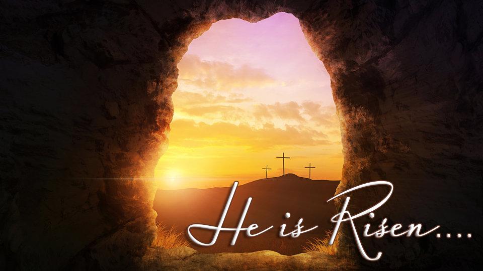 """2021 Easter Message """"WE REJOICE"""""""