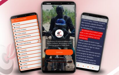 Free Hausa Audio Bible, first of its kind! Now Available on Google Play.